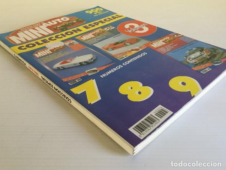 Hobbys: Colección espacial Mini Auto – 3º Volumen – Año 1995 - Foto 2 - 130190847