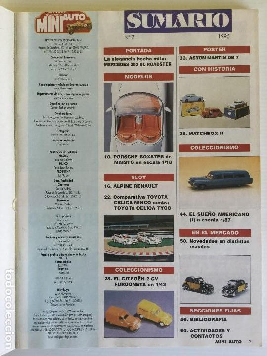 Hobbys: Colección espacial Mini Auto – 3º Volumen – Año 1995 - Foto 4 - 130190847