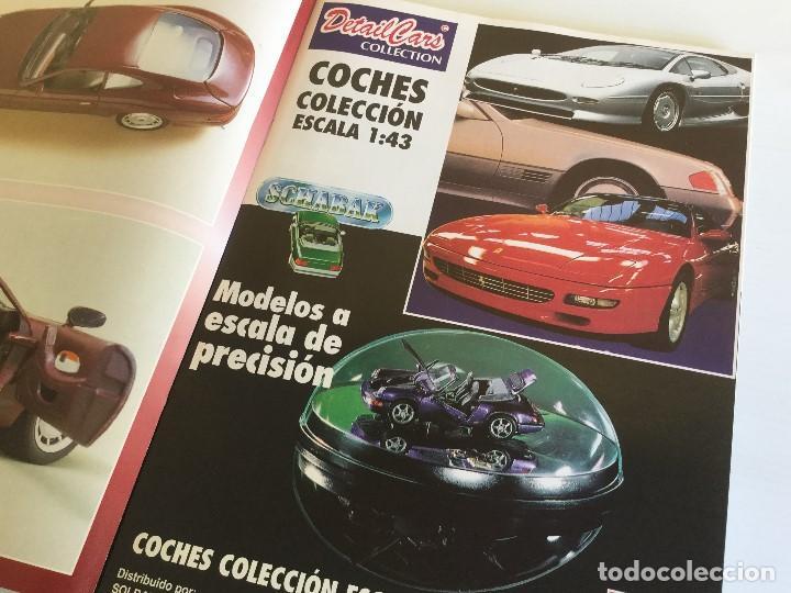 Hobbys: Colección espacial Mini Auto – 3º Volumen – Año 1995 - Foto 8 - 130190847