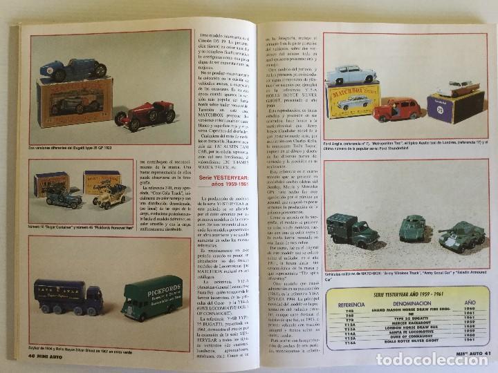 Hobbys: Colección espacial Mini Auto – 3º Volumen – Año 1995 - Foto 10 - 130190847