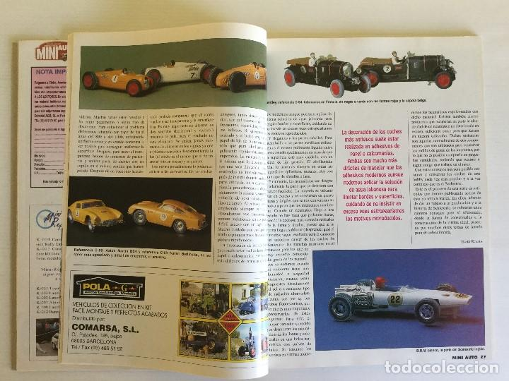 Hobbys: Colección espacial Mini Auto – 3º Volumen – Año 1995 - Foto 14 - 130190847