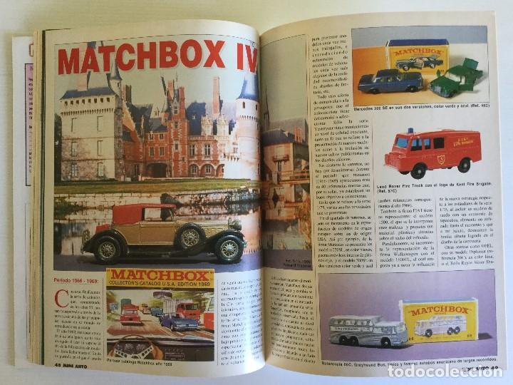 Hobbys: Colección espacial Mini Auto – 3º Volumen – Año 1995 - Foto 21 - 130190847
