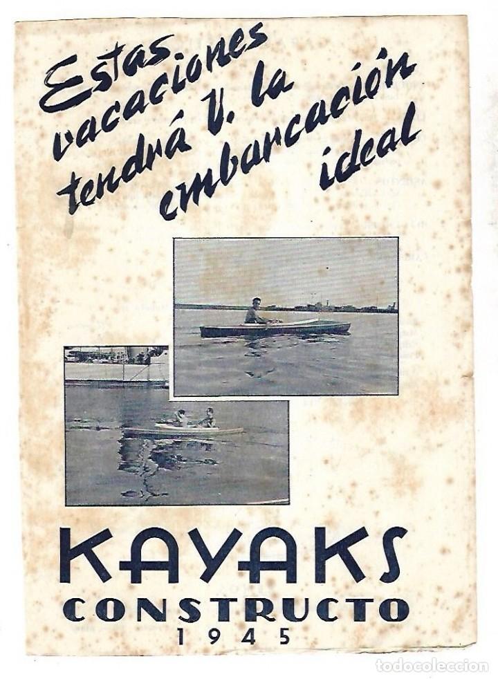 Hobbys: CONSTRUCTO. CATALOGO DE MINIATURA NAVAL. 1945. VER FOTOS DETALLADAMENTE - Foto 25 - 131477946