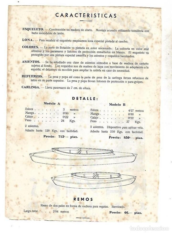 Hobbys: CONSTRUCTO. CATALOGO DE MINIATURA NAVAL. 1945. VER FOTOS DETALLADAMENTE - Foto 26 - 131477946