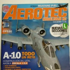Hobbys: AEROTEC MODELISMO RC AÑO XV Nº 192. Lote 134334682