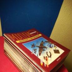 Hobbys: MONOGRAFÍAS MODELISMO PRÁCTICO - COLECCIÓN COMPLETA 39 NÚMEROS - GRANADA, 1991. Lote 135689407