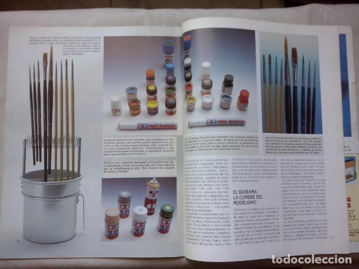 Hobbys: REVISTA: modelismo y dioramas 1 (ABLN) - Foto 2 - 137829702
