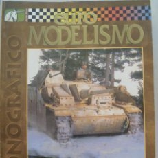Hobbys: REVISTA EURO MODELISMO - MONOGRAFICO : STUG III. Lote 140348022