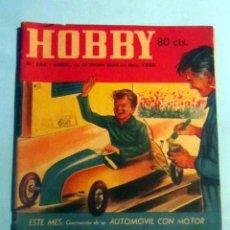 Hobbys: HOBBY Nº 164 ABRIL 1950 REVISTA ARGENTINA. SE VENDÍA EN ESPAÑA. Lote 140708634