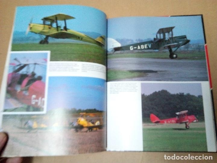 Hobbys: -TIGER MOTH-SUPER PROFILES-HAYNES -INGLES -1984 - Foto 2 - 140843158