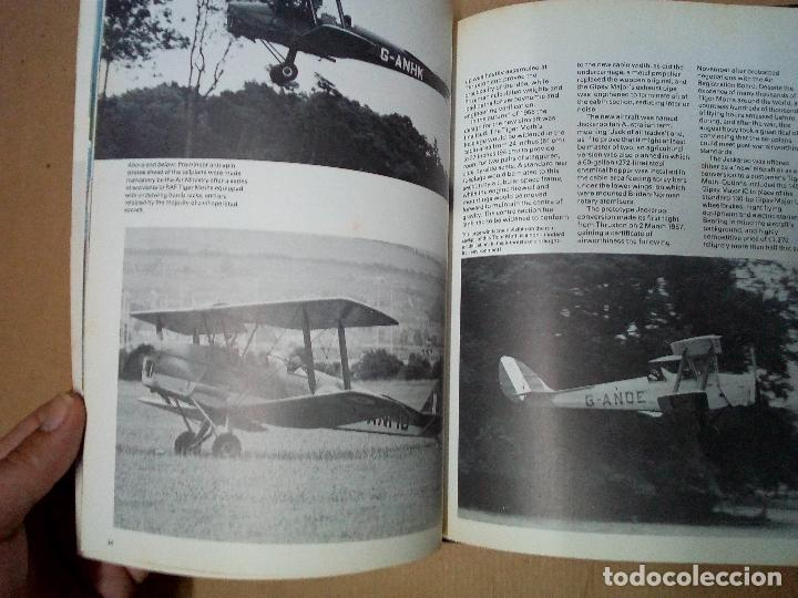 Hobbys: -TIGER MOTH-SUPER PROFILES-HAYNES -INGLES -1984 - Foto 3 - 140843158