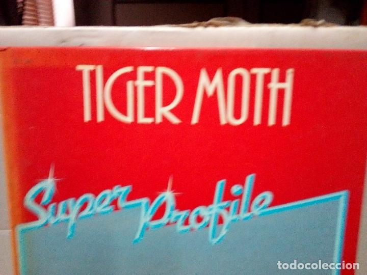 Hobbys: -TIGER MOTH-SUPER PROFILES-HAYNES -INGLES -1984 - Foto 5 - 140843158