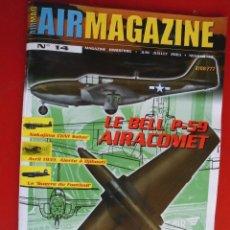 Hobbys: AIR MAGAZINE Nº 14. Lote 142294242