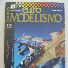 Hobbys: REVISTA EURO MODELISMO .... Nº 182.. Lote 143855454
