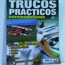 Hobbys: ESPECIAL AEROTEC / TRUCOS PRACTICOS AEROMODELISMO. Lote 145542026