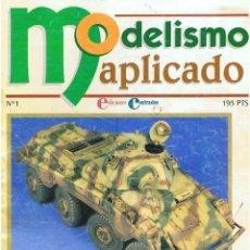 Hobbys: MODELISMO APLICADO Nº 1. Lote 147921714