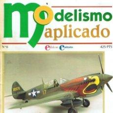 Hobbys: MODELISMO APLICADO Nº 8. Lote 147922266