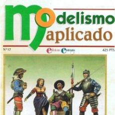 Hobbys: MODELISMO APLICADO Nº 17. Lote 147922918