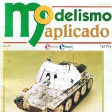 Hobbys: MODELISMO APLICADO Nº 24. Lote 147923294
