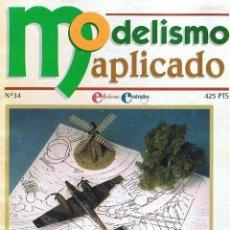 Hobbys: MODELISMO APLICADO Nº 34. Lote 147924110