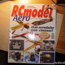 Hobbys: RC MODEL AERO Nº9 AÑO 2003. Lote 148972006