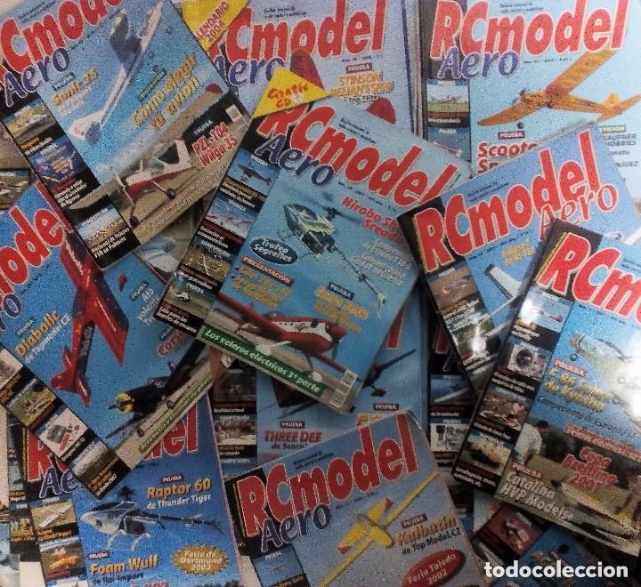 Hobbys: RC MODEL AERO LOTE DE 29 REVISTAS NÚMEROS ENTRE EL 2 Y EL 91 VER FOTOS Y DESCRIPCIÓN - Foto 2 - 150252770