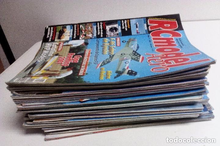 Hobbys: RC MODEL AERO LOTE DE 29 REVISTAS NÚMEROS ENTRE EL 2 Y EL 91 VER FOTOS Y DESCRIPCIÓN - Foto 4 - 150252770