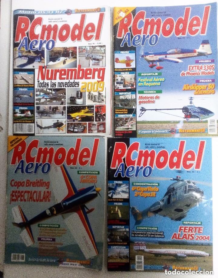 Hobbys: RC MODEL AERO LOTE DE 29 REVISTAS NÚMEROS ENTRE EL 2 Y EL 91 VER FOTOS Y DESCRIPCIÓN - Foto 5 - 150252770