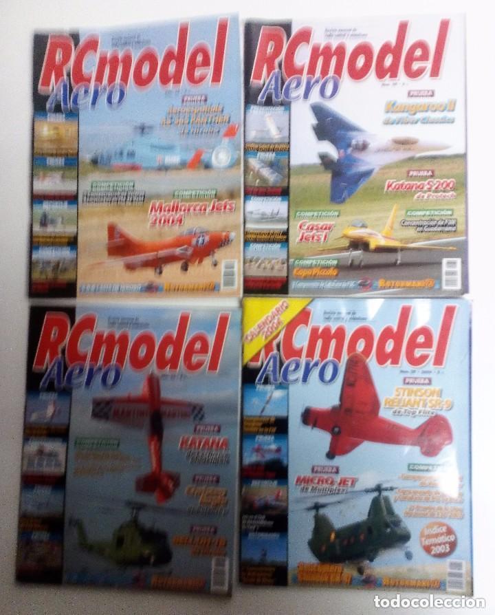 Hobbys: RC MODEL AERO LOTE DE 29 REVISTAS NÚMEROS ENTRE EL 2 Y EL 91 VER FOTOS Y DESCRIPCIÓN - Foto 6 - 150252770