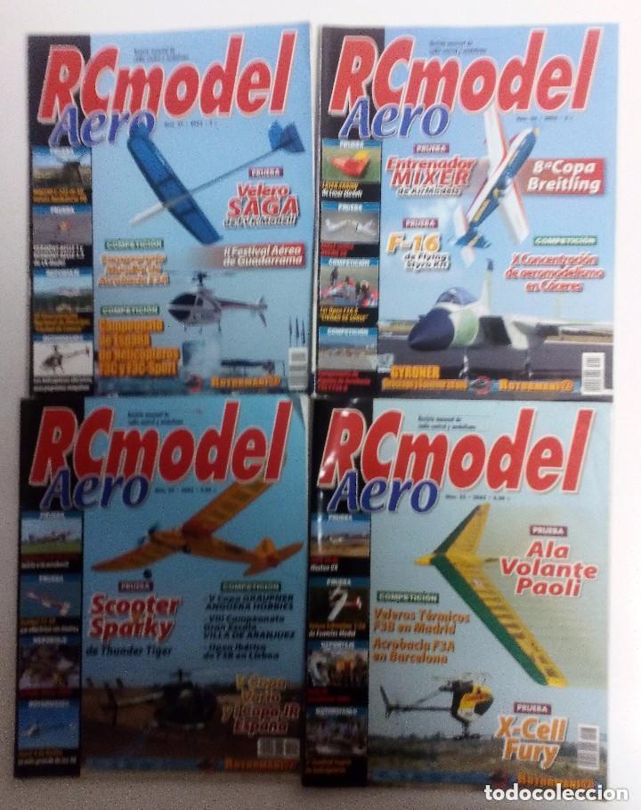 Hobbys: RC MODEL AERO LOTE DE 29 REVISTAS NÚMEROS ENTRE EL 2 Y EL 91 VER FOTOS Y DESCRIPCIÓN - Foto 7 - 150252770