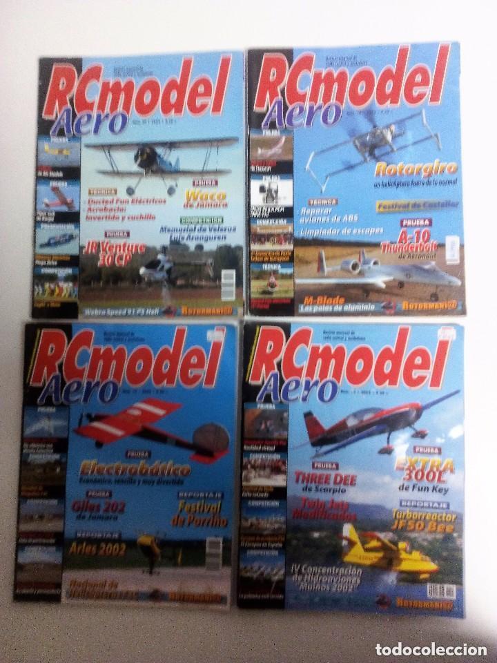 Hobbys: RC MODEL AERO LOTE DE 29 REVISTAS NÚMEROS ENTRE EL 2 Y EL 91 VER FOTOS Y DESCRIPCIÓN - Foto 8 - 150252770