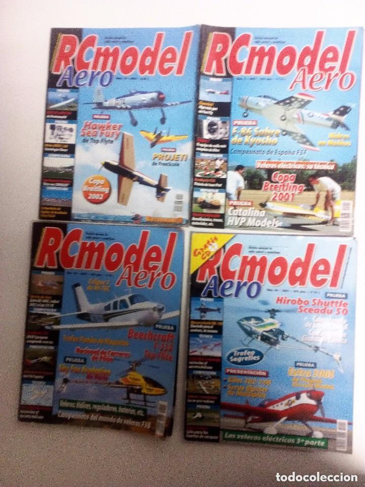Hobbys: RC MODEL AERO LOTE DE 29 REVISTAS NÚMEROS ENTRE EL 2 Y EL 91 VER FOTOS Y DESCRIPCIÓN - Foto 9 - 150252770