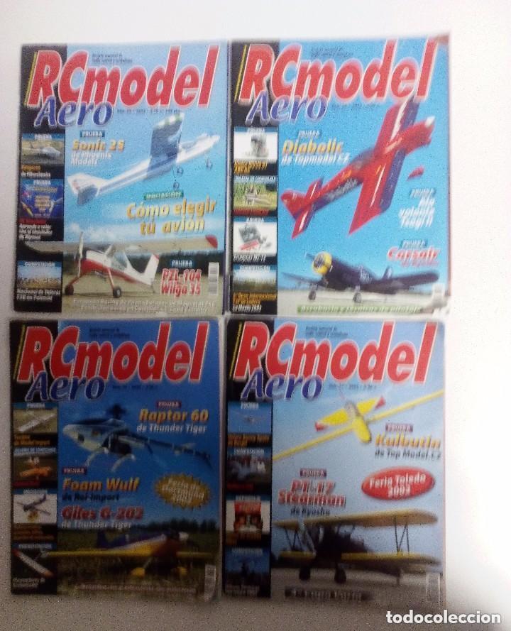 Hobbys: RC MODEL AERO LOTE DE 29 REVISTAS NÚMEROS ENTRE EL 2 Y EL 91 VER FOTOS Y DESCRIPCIÓN - Foto 10 - 150252770