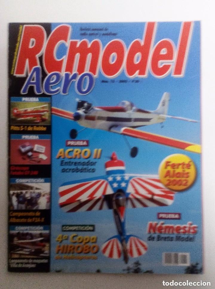 Hobbys: RC MODEL AERO LOTE DE 29 REVISTAS NÚMEROS ENTRE EL 2 Y EL 91 VER FOTOS Y DESCRIPCIÓN - Foto 11 - 150252770