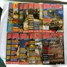 Hobbys: MILLITARY MODELLING, VOL. 30 (2000) - LOTE 14 REVISTAS (AÑO COMPLETO).. Lote 150253362