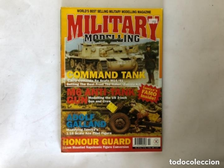 Hobbys: MILLITARY MODELLING, VOL. 30 (2000) - LOTE 14 REVISTAS (AÑO COMPLETO). - Foto 3 - 150253362