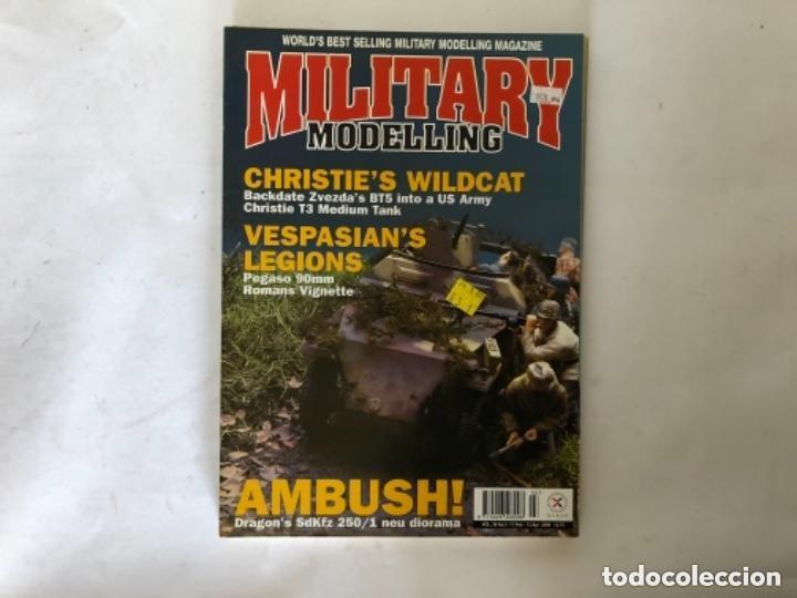 Hobbys: MILLITARY MODELLING, VOL. 30 (2000) - LOTE 14 REVISTAS (AÑO COMPLETO). - Foto 4 - 150253362