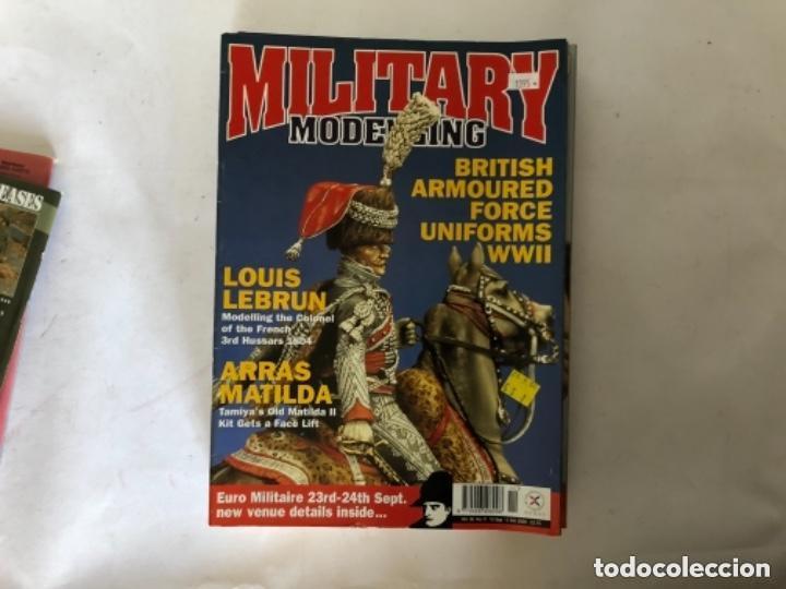 Hobbys: MILLITARY MODELLING, VOL. 30 (2000) - LOTE 14 REVISTAS (AÑO COMPLETO). - Foto 12 - 150253362