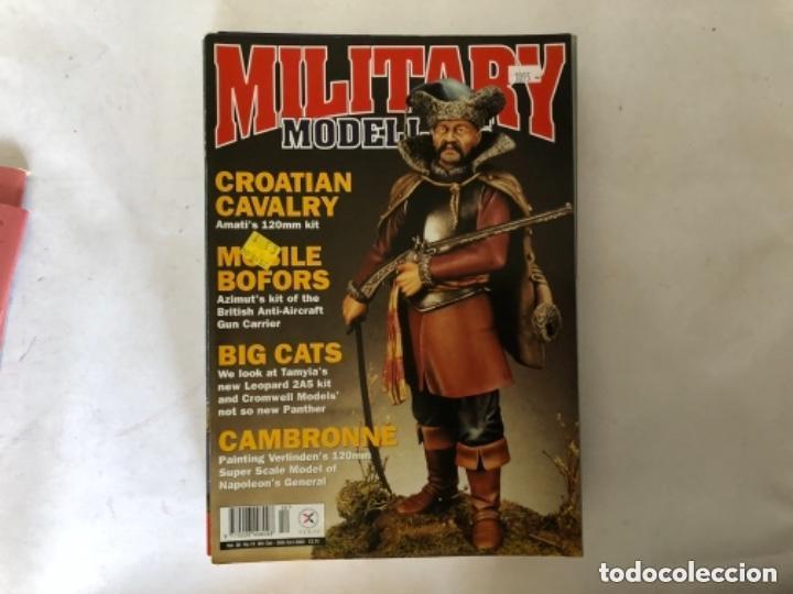 Hobbys: MILLITARY MODELLING, VOL. 30 (2000) - LOTE 14 REVISTAS (AÑO COMPLETO). - Foto 13 - 150253362