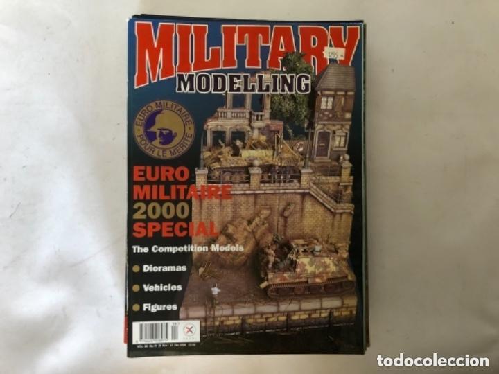 Hobbys: MILLITARY MODELLING, VOL. 30 (2000) - LOTE 14 REVISTAS (AÑO COMPLETO). - Foto 14 - 150253362