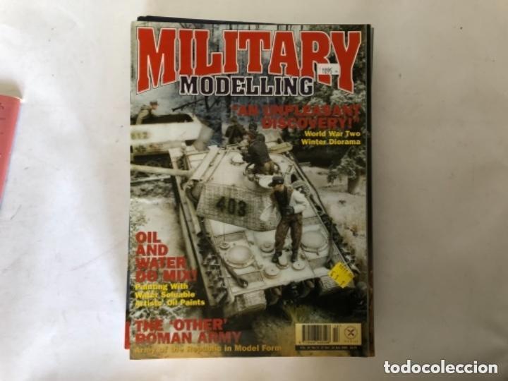 Hobbys: MILLITARY MODELLING, VOL. 30 (2000) - LOTE 14 REVISTAS (AÑO COMPLETO). - Foto 15 - 150253362