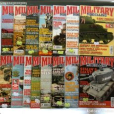 Hobbys: MILLITARY MODELLING, VOL. 35 (2005)- LOTE 15 REVISTAS (AÑO COMPLETO).. Lote 150253826