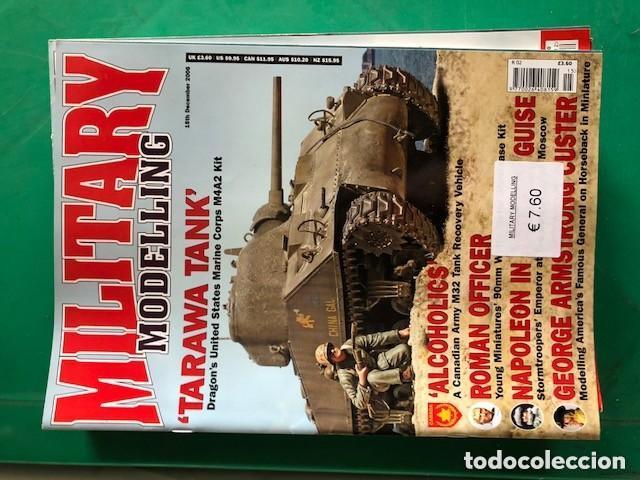 Hobbys: MILITARY MODELLING - LOTE DE 15 REVISTAS - AÑOS 2006 COMPLETO. - Foto 4 - 150254798