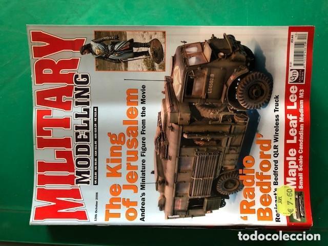 Hobbys: MILITARY MODELLING - LOTE DE 15 REVISTAS - AÑOS 2006 COMPLETO. - Foto 5 - 150254798