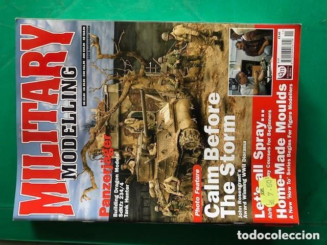 Hobbys: MILITARY MODELLING - LOTE DE 15 REVISTAS - AÑOS 2006 COMPLETO. - Foto 6 - 150254798