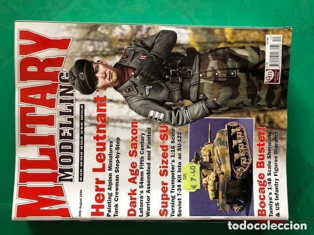 Hobbys: MILITARY MODELLING - LOTE DE 15 REVISTAS - AÑOS 2006 COMPLETO. - Foto 7 - 150254798