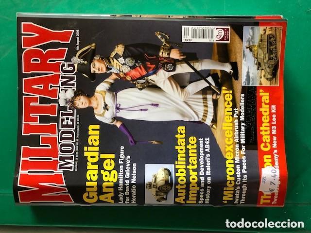 Hobbys: MILITARY MODELLING - LOTE DE 15 REVISTAS - AÑOS 2006 COMPLETO. - Foto 8 - 150254798