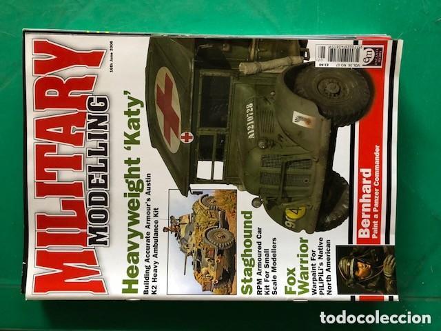 Hobbys: MILITARY MODELLING - LOTE DE 15 REVISTAS - AÑOS 2006 COMPLETO. - Foto 10 - 150254798