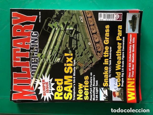 Hobbys: MILITARY MODELLING - LOTE DE 15 REVISTAS - AÑOS 2006 COMPLETO. - Foto 11 - 150254798
