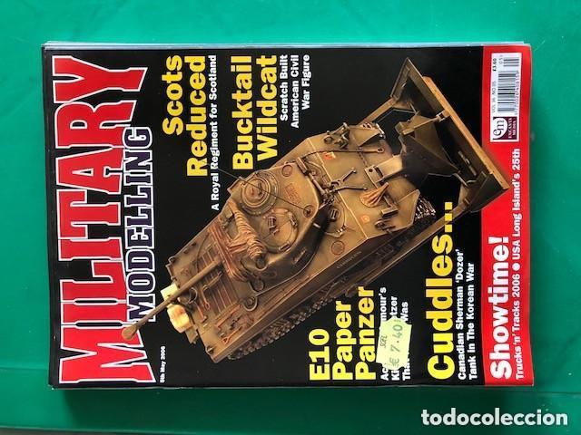 Hobbys: MILITARY MODELLING - LOTE DE 15 REVISTAS - AÑOS 2006 COMPLETO. - Foto 12 - 150254798